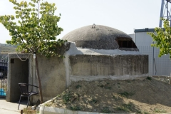 Legacy of the past...the bunkers of Albania