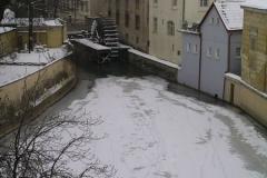 Frozen Čertovka