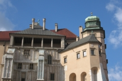 Hen's Claw: the medieval Wawel Royal Castle