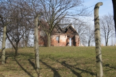 The remains of Płaszów Nazi Concentration Camp