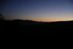 Red sky at night, shepherd's delight