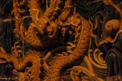 Dragon on Gate