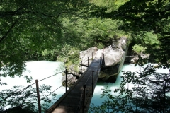 Bridge over the Soča