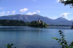 Lake Bled in early morning