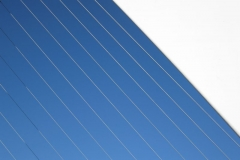 The arch of the Gatshead Millennium bridge 2
