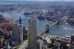East River from above